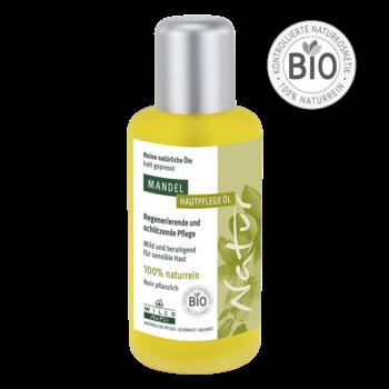 Wilco Natur Mandel Öl Bio, 100 ml