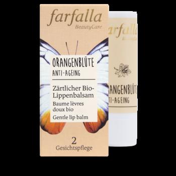 "Farfalla Zärtlicher Bio-Lippenbalsam ""Orangenblüte"""