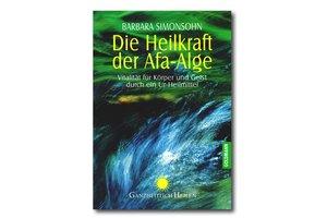 "Buch ""Die Heilkraft der AFA Alge"", Barbara Simonsohn"