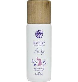 Naobay Gel de Baño y Champú Bebé