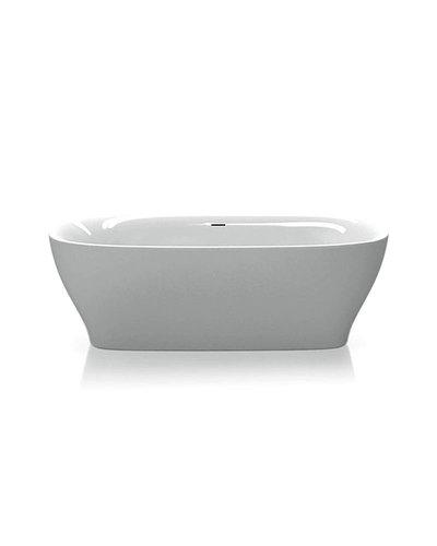 Vrijstaand bad acryl Maxx