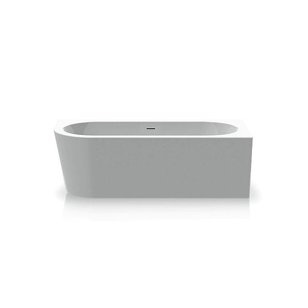 Hoekbad acryl design Clamecy Corner Left