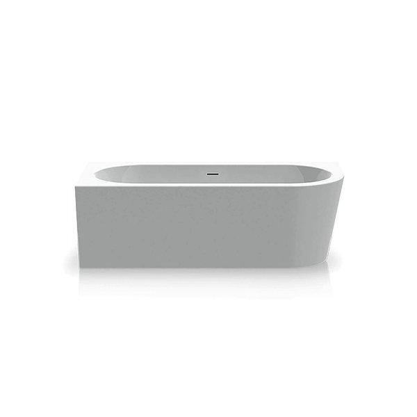 Hoekbad acryl design Clamecy Corner Right