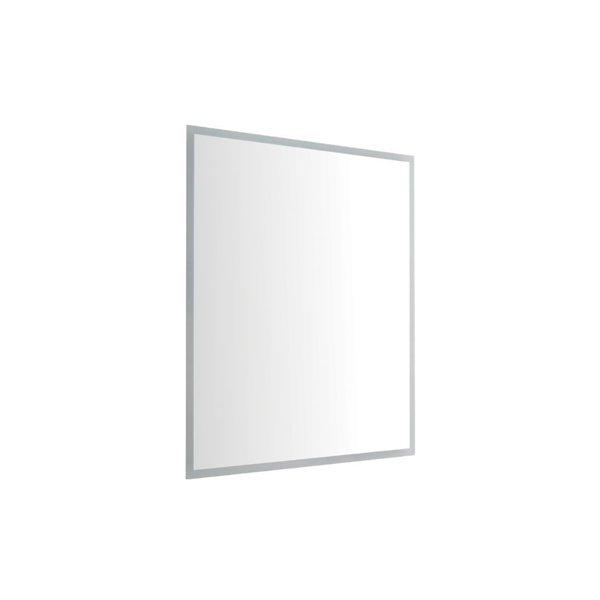 Verlichte make-up spiegel Frame