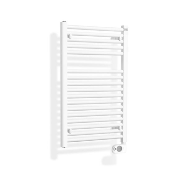Steel & Brass Elara elektrische radiator 76,6x60cm wit