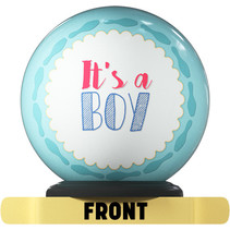 It's a Boy - Blue Mini Ball