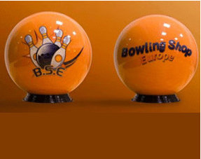 Own Bowlingballl Design