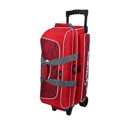 Storm 3 Ball Roller Streamline Red Crancle/Red