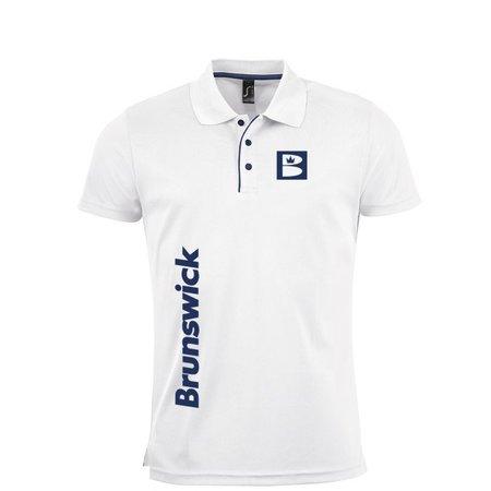 Brunswick Polo White