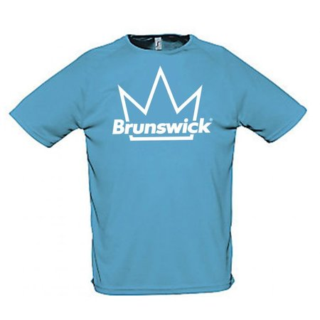 Brunswick T-Shirt Aqua