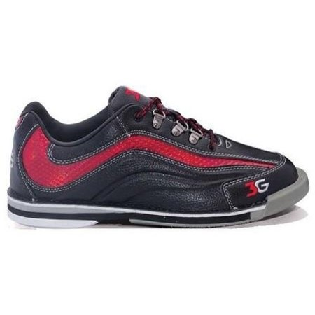 3G Sport Ultra Leather Black/Red