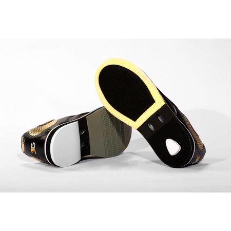 3G Sport Ultra Leather Zwart/Rood