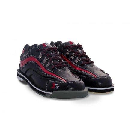 3G Sport Ultra Leather Schwarz/Rot