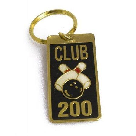 Storm Brass keyring 200 Award