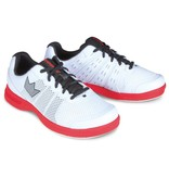 Brunswick Men's Fuze Wit/Rood