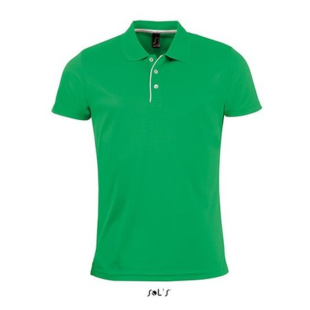 Sol's Mens Sports Polo Shirt Performer