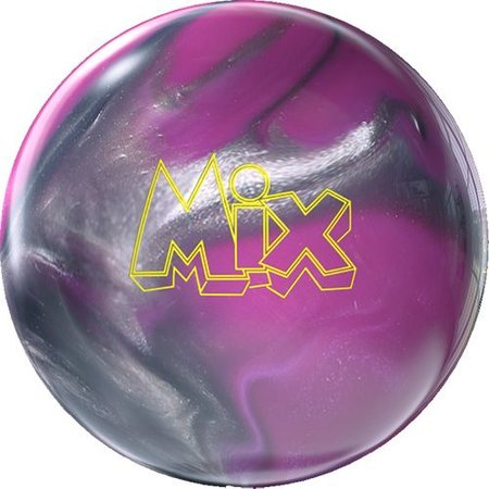 Storm Mix Purple/Silver