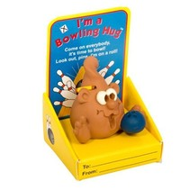 Bowling Hug Mascot
