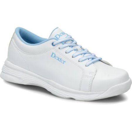 Dexter Raquel V White/Sky Blue