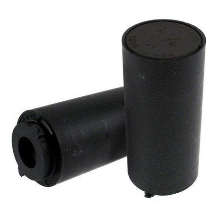 Turbo Switch Grip Thumb Inner Sleeve  1 3/8 Black