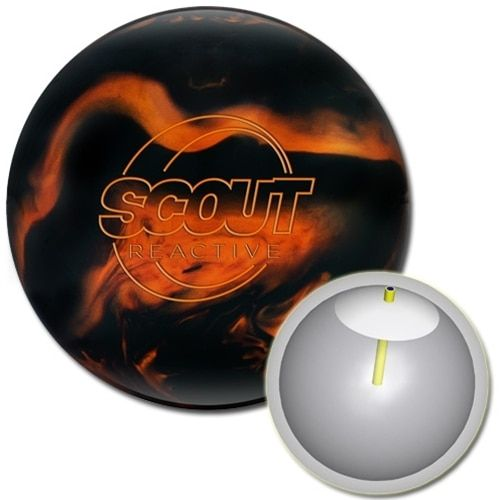 Columbia 300 Scout Reactive Tiger's Eye 15 lbs