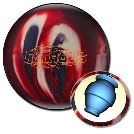 Columbia 300 Nitrous Red/Smoke/White 15 lbs