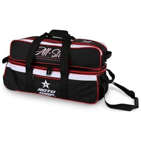 Roto Grip 3 Ball All Star Carryall Tote