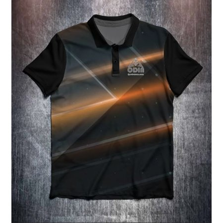 Odin Sportswear Black brown abstract