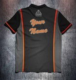 Odin Sportswear Black/Orange