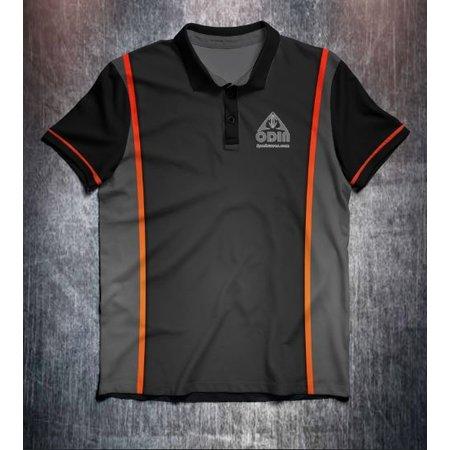 Odin Sportswear Schwarz/Orange
