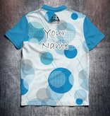 Odin Sportswear Blue Geomatric