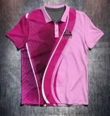 Odin Sportswear Pink Wavey Abstract