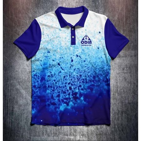 Odin Sportswear Blue splash