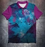 Odin Sportswear Blue purple splash