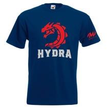 T-Shirt hydra in 5 kleuren verkrijgbaar