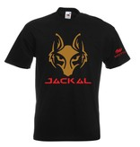Motiv T-Shirt Jackal
