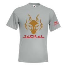T-Shirt Jackal in 5 kleuren verkrijgbaar