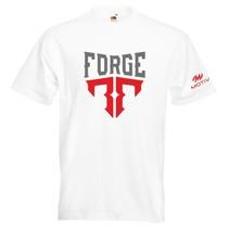 T-Shirt Forge in 5 kleuren verkrijgbaar