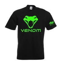 T-Shirt Venom in 5 kleuren verkrijgbaar