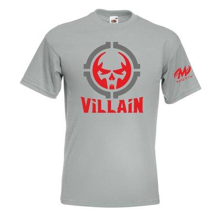 Motiv T-Shirt Villain