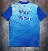 Odin Sportswear Blue dots watercolor