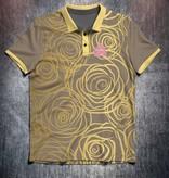 Odin Sportswear Gold Roses