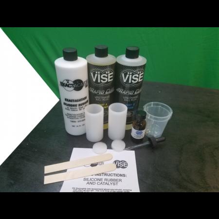 Vise Exactacation Thumb Mold Kit