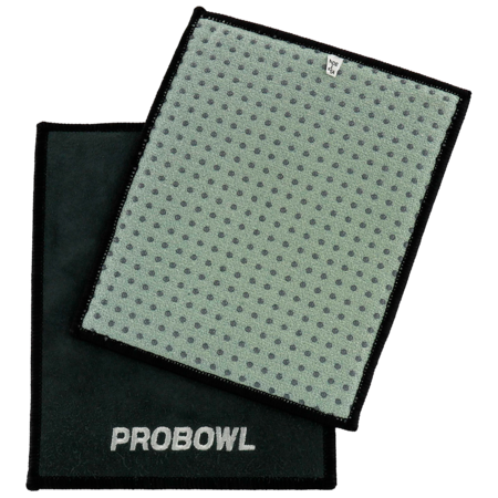 Pro Bowl Shammy Leather/Dot