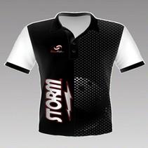 Heren Shirt Zwart