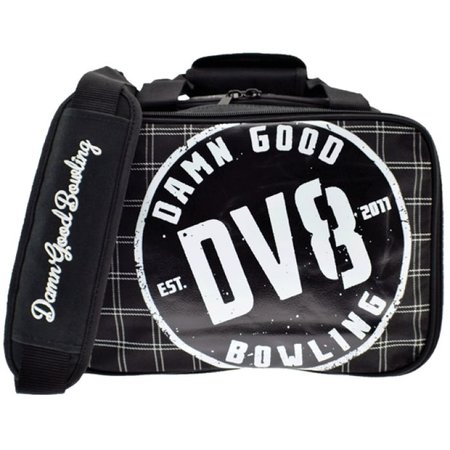 DV8 Single Tote Schwarz