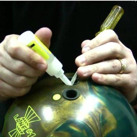 Vinger Inserts uit Bowlingbal verwijderen, en Vervangen (2 st.)