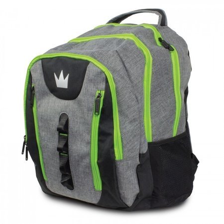 Brunswick Touring Backpack Grey/Lime