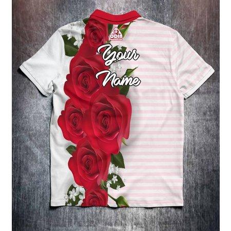Odin Sportswear Red Roses