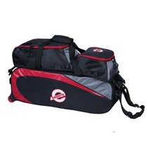 Players 3-Ball Tote W/Pouch
